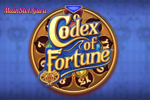Main Gratis Slot Demo Codex of Fortune NetEnt