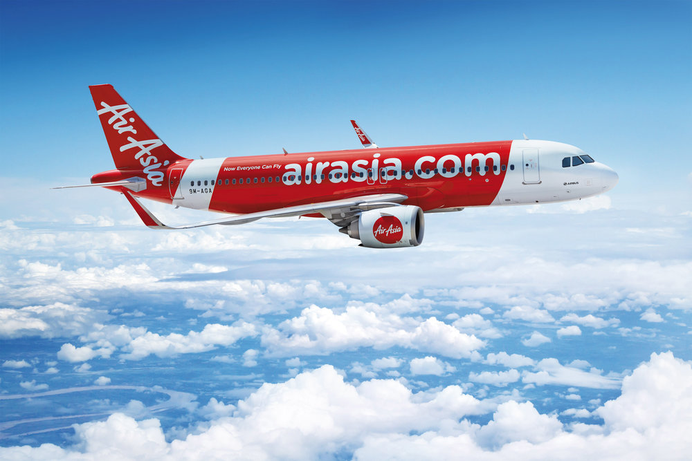 AirAsia corporate photo