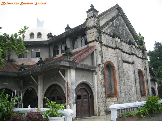 Danao City Church west wing