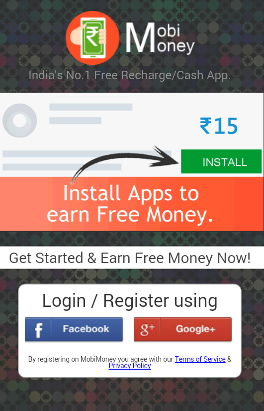 UPDATE)MOBIMONEY APP TRICK-GET 10RS PER REFER AND EARN
