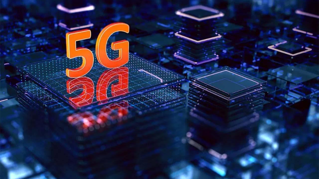 hp dengan jaringan 5G