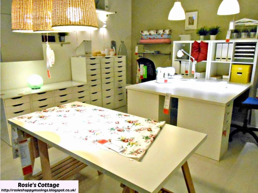 IKEA Sewing/Craft Room