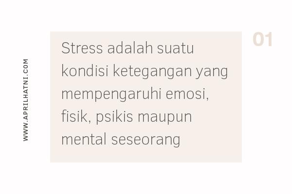 stress adalah
