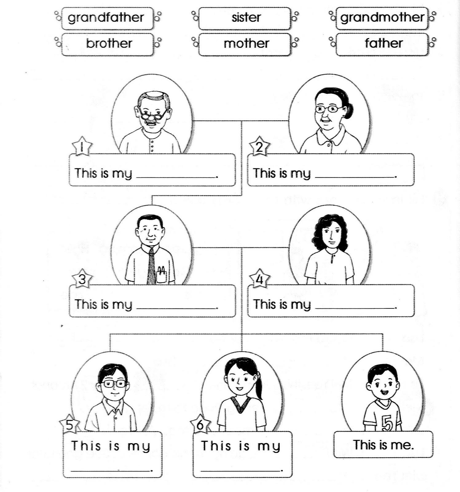 Compartilhando Aulas Atividade Familia