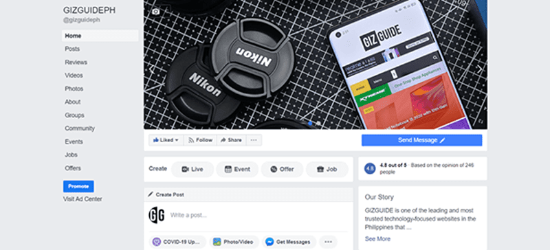 Classic Facebook desktop layout will no longer be available in September