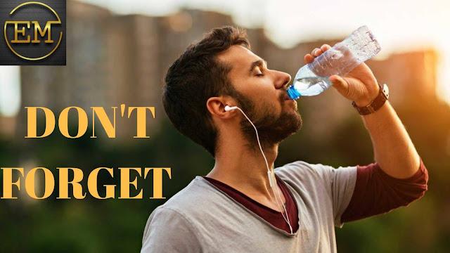 5 تطبيقات اندرويد مهمة جدا لتنبيهك بشرب المياه