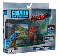 Jakks Godzilla King of the Monsters Toy Line
