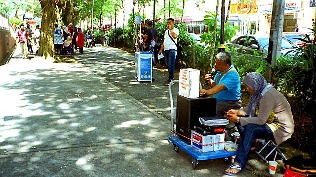 The Street Scene, Konica Genba Kantoku 28WB 07
