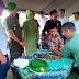 Rayakan HUT 73 Kartika Chandra Kirana, Korcab Rem 083 Malang Beri Pengobatan Gratis
