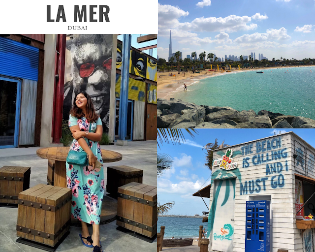 things to do in la mer Dubai