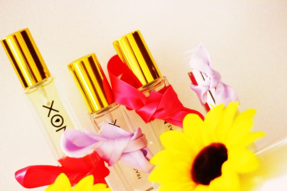 Pachnący post :). Open BOX paczki pełnej perfum od FRAGANCIAS NOX POLSKA