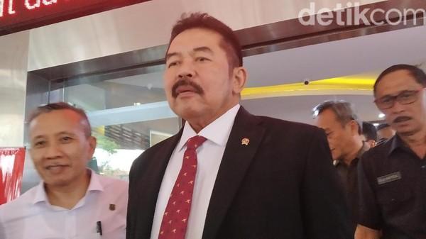 Jaksa Agung soal Namanya di Dakwaan Pinangki: Saya Tak Peduli