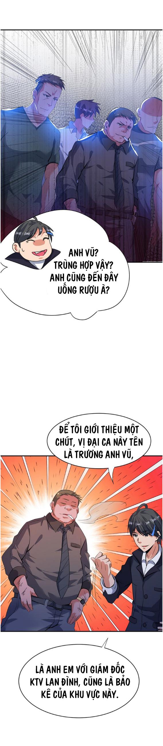 Tiên Vương Trùng Sinh Chapter 4 - Hamtruyen.vn
