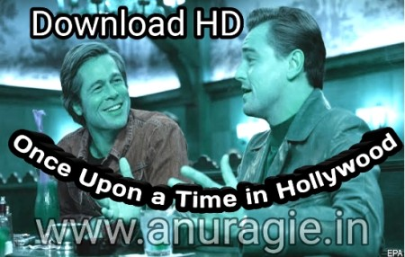 Once upon a time in Hollywood Movies Download HD (2019)