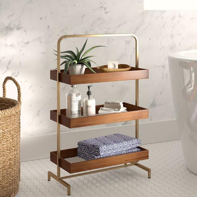 bathroom accessories sets at target