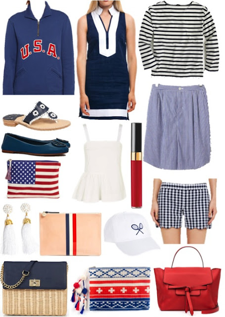 4th of July outfit ideas and inspiration