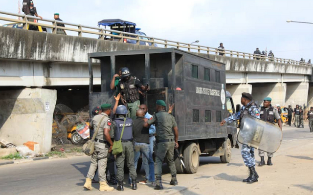 60 Arrested In Cross River, Lagos, Others Says Sowore's Lawyer
