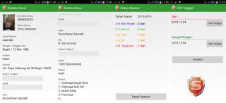 Aplikasi Android Samson for Parent