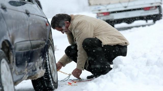 Πως διεξαγεται η κυκλοφορία στο οδικό δίκτυο της Πελοποννήσου παραμονή της Πρωτοχρονιάς