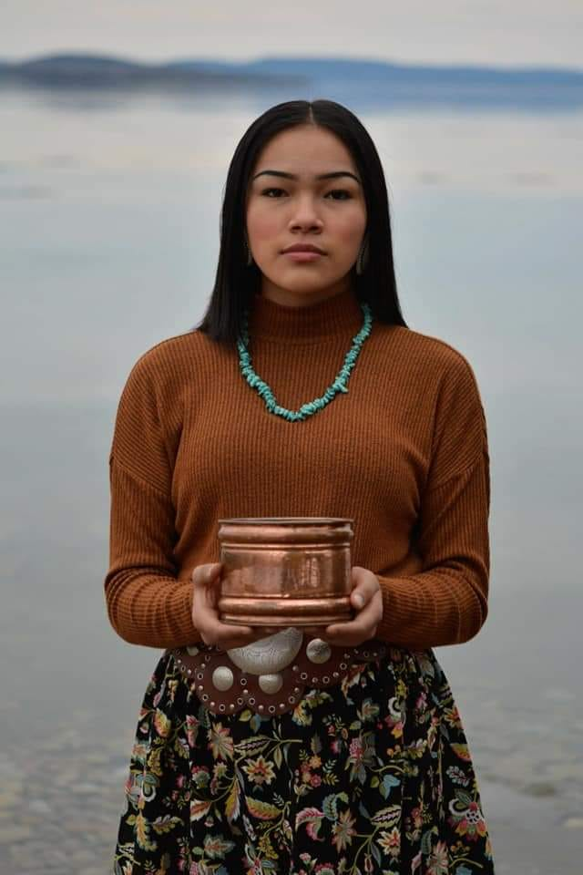 Autumn Peltier Mother Earth Water Walker