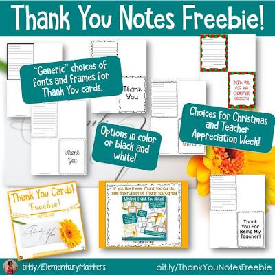 https://www.teacherspayteachers.com/Product/Thank-You-Cards-Freebie-5115442?utm_source=january%20freebies&utm_campaign=thank%20you%20notes%20freebie