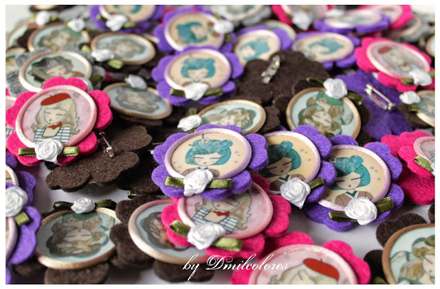 detalles invitadas broches