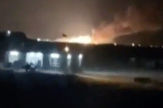 Drone Misterius Bombardir Pangkalan Militer Syiah Iran, 1 Orang Tewas