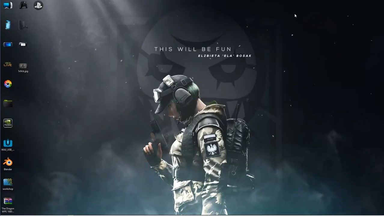 Rainbow Six Siege Ela Wallpaper Phone Ranktechnology