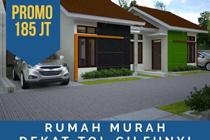 RUMAH CLUSTER MURAH TANPA BI CHECKING DI BANDUNG TIMUR