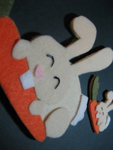 Flannel Board Fun Bunnies