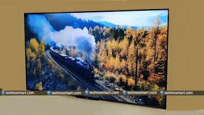 TCL 55C715 4K QLED Android TV Review