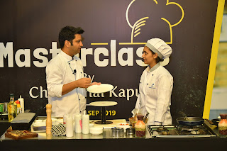 Master Class by Chef Kunal Kapur