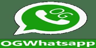 تحميل برنامج اوجي واتس اب OGWhatsApp  اخر اصدار