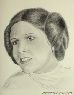 http://foureyed-monster.blogspot.com/2015/05/portrait-practice-12-on-carrie-fisher.html