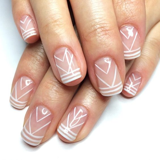 brilliant idea for your nails