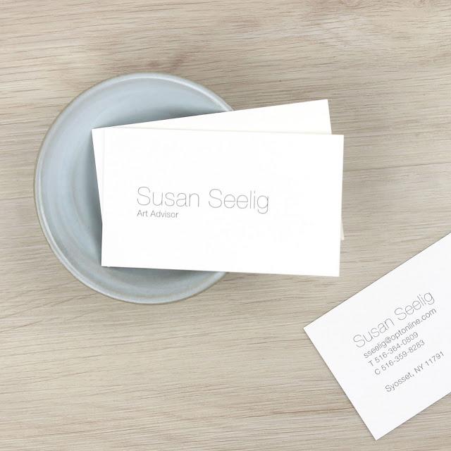 Susan Seelig card