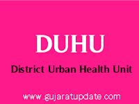District Urban Health Unit Ahmedabad