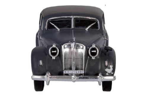 ADMIRAL KABRIOLET 1:43, voitures militaires de la seconde guerre mondiale