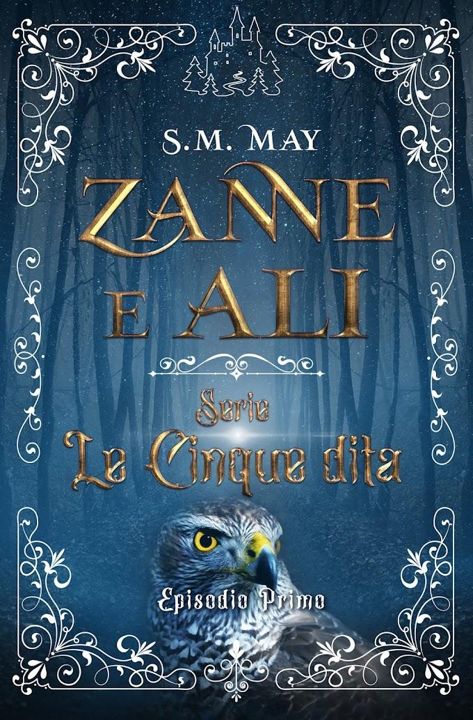 """Recensione: """"Zanne e Ali"""" (Serie Le Cinque Dita #1) di S.M. May"""