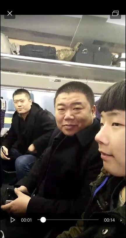 马波被强迫写下一个月内不到北京的承诺书