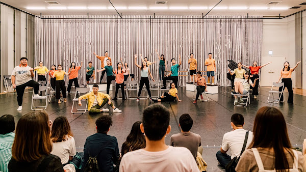 台中歌劇院「NTT+音樂劇平台」孵育編劇人才