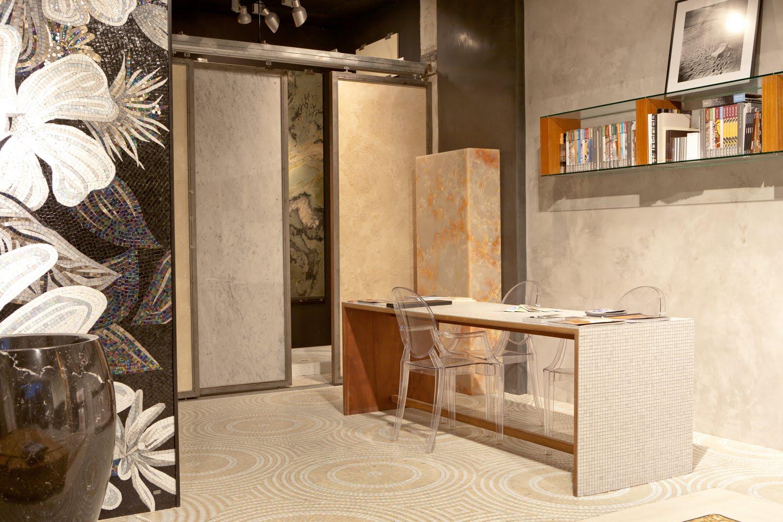 Showroom de interiorismo hermai de lafont arquitectos for Revista habitat arquitectura diseno interiorismo