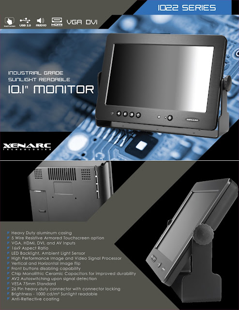"The Best Small Monitors For Small Projects And Small Spaces - touchscreen, touchscreen monitor, small touchscreen, small monitor, 10"" touchscreen, 7"" touchscreen,10"" monitor, 7"" monitor, LCD Monitor, touch screen, touch screen monitor, touchscreen manufacturer, monitor manufacturer, touchscreen solutions manufacurer www.xenarc.com"