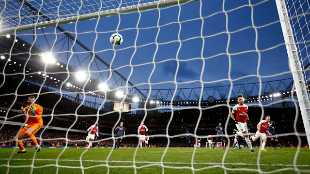 Pierre-Emerick Aubameyang scored in Arsenal's 1-1 draw in the reverse fixture this season, as well as netting in this exact fixture last term. The last Gunners player to score in three successive PL matches against the Red Devils was Thierry Henry in November 2001
