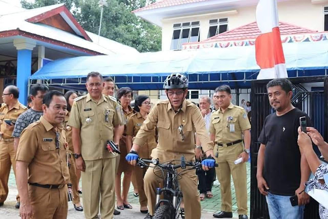 Walikota GSVL tatap muka bersama Pemerintah dan Masyarakat di Kecamatan Malalayang