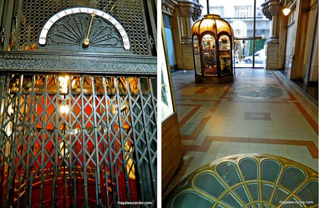 Interior do Palácio Barolo, Buenos Aires