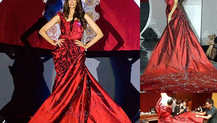 Top 10 Gaun Termahal Di Dunia Dengan Harga Selangit Infonetpedia