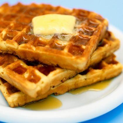 Organic French Toast Waffles Recipe