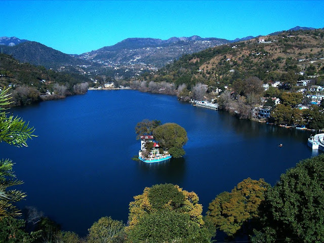 The Most Beautiful Lakes in India.