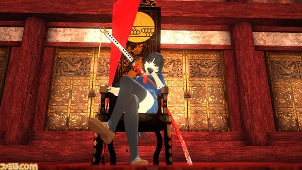 3 Cuplikan Terbaru Game Onechanbara Origin untuk Platform PlayStation 4